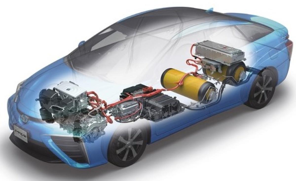APK Toyota Mirai mogelijk bij Auto Drielanden